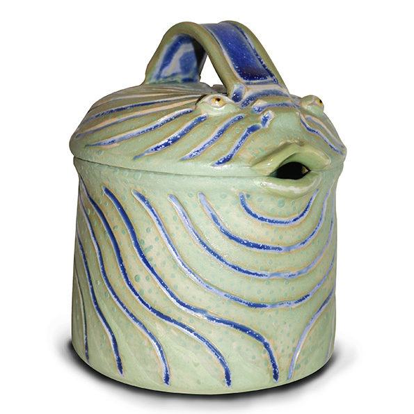 Teapot – Green Creature